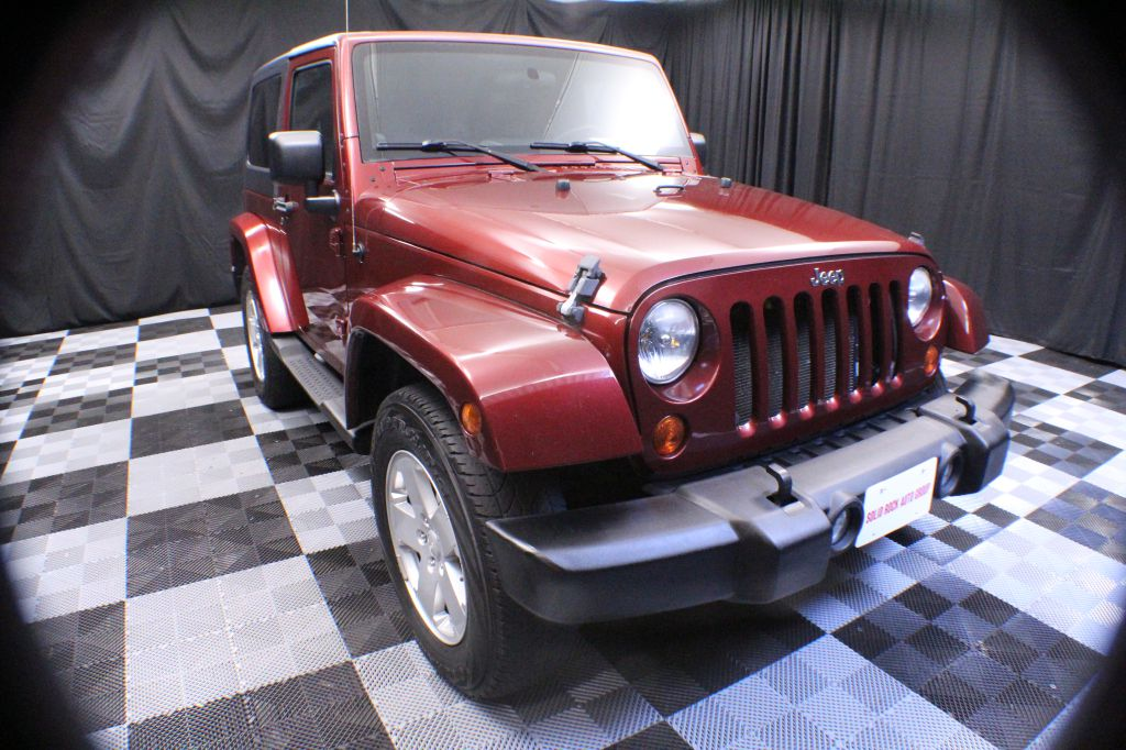 2007 JEEP WRANGLER for sale at Solid Rock Auto Group