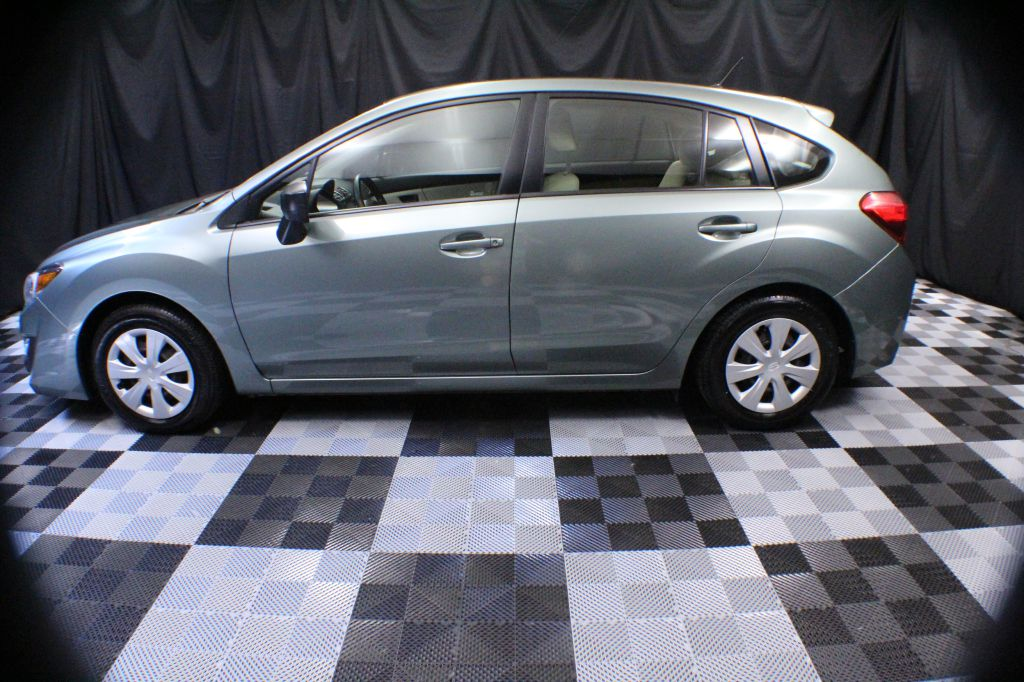 2015 SUBARU IMPREZA  for sale at Solid Rock Auto Group