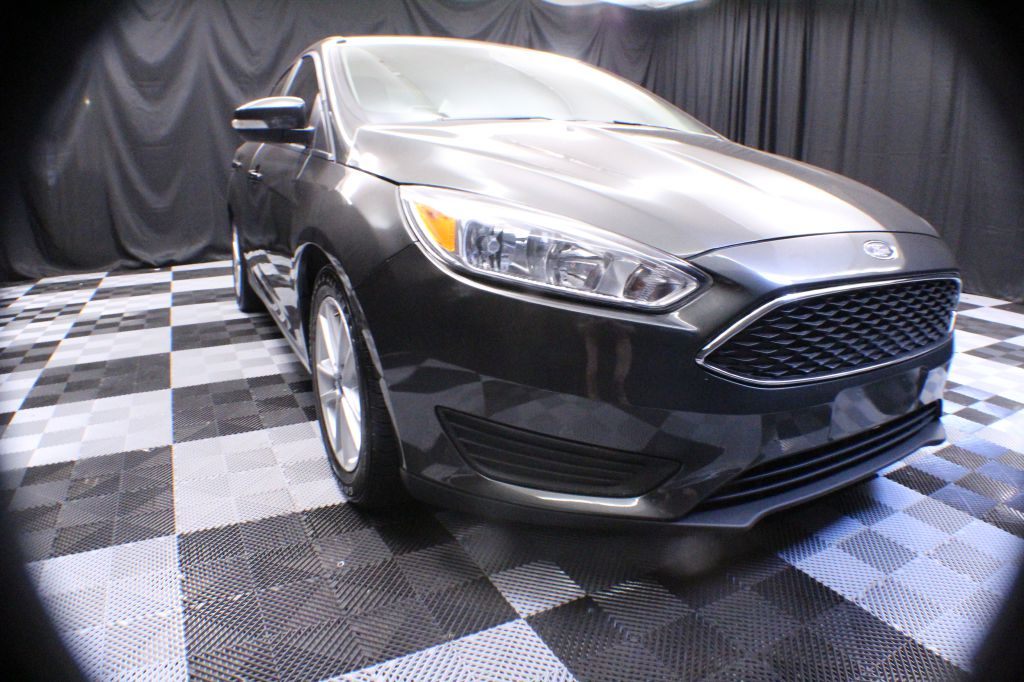 2017 FORD FOCUS SE for sale at Solid Rock Auto Group