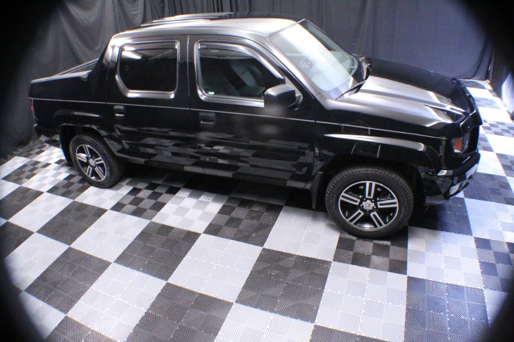2013 HONDA RIDGELINE SPORT for sale at Solid Rock Auto Group
