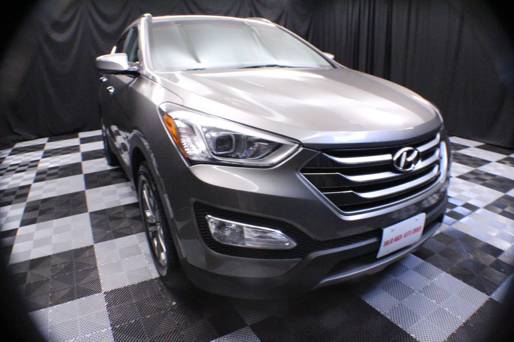2015 HYUNDAI SANTA FE SPORT  for sale at Solid Rock Auto Group