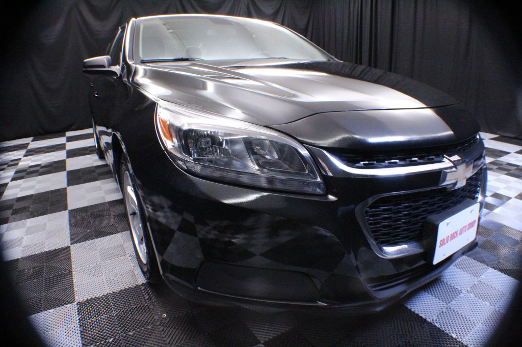2015 CHEVROLET MALIBU LS for sale at Solid Rock Auto Group