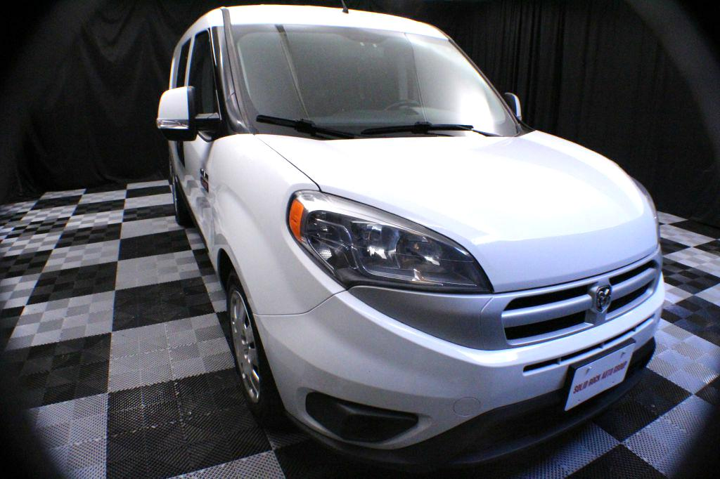 2017 RAM PROMASTER CITY SLT for sale at Solid Rock Auto Group