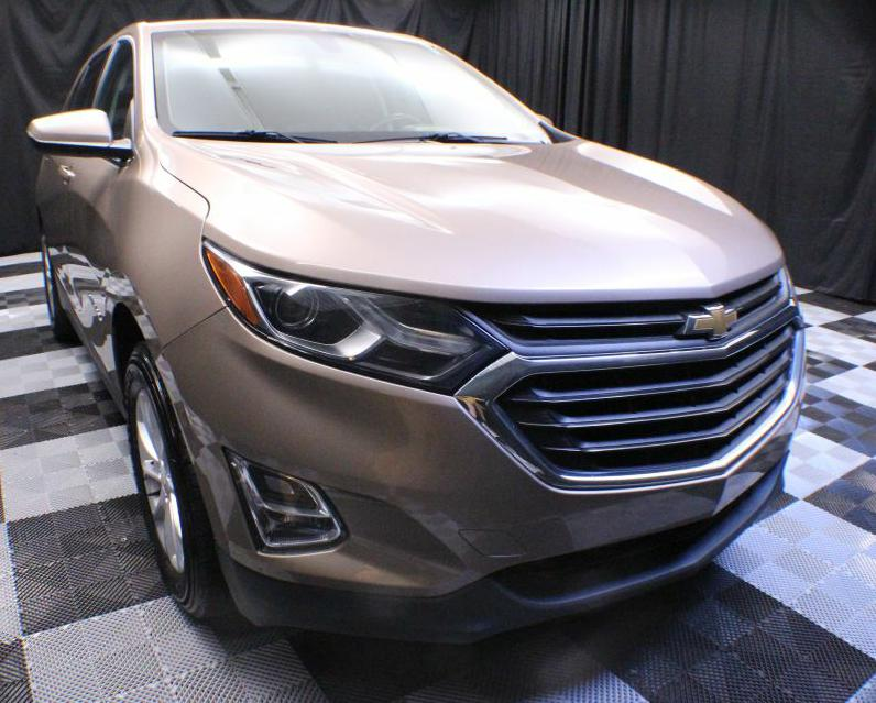 2018 CHEVROLET EQUINOX for sale at Solid Rock Auto Group