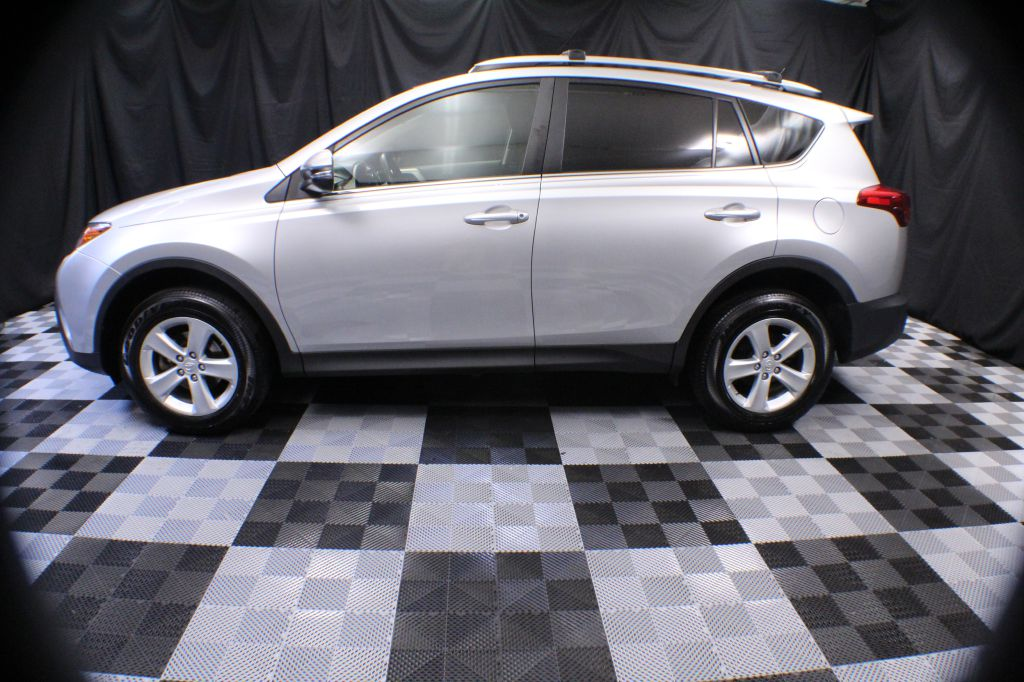 2013 TOYOTA RAV4 XLE for sale at Solid Rock Auto Group