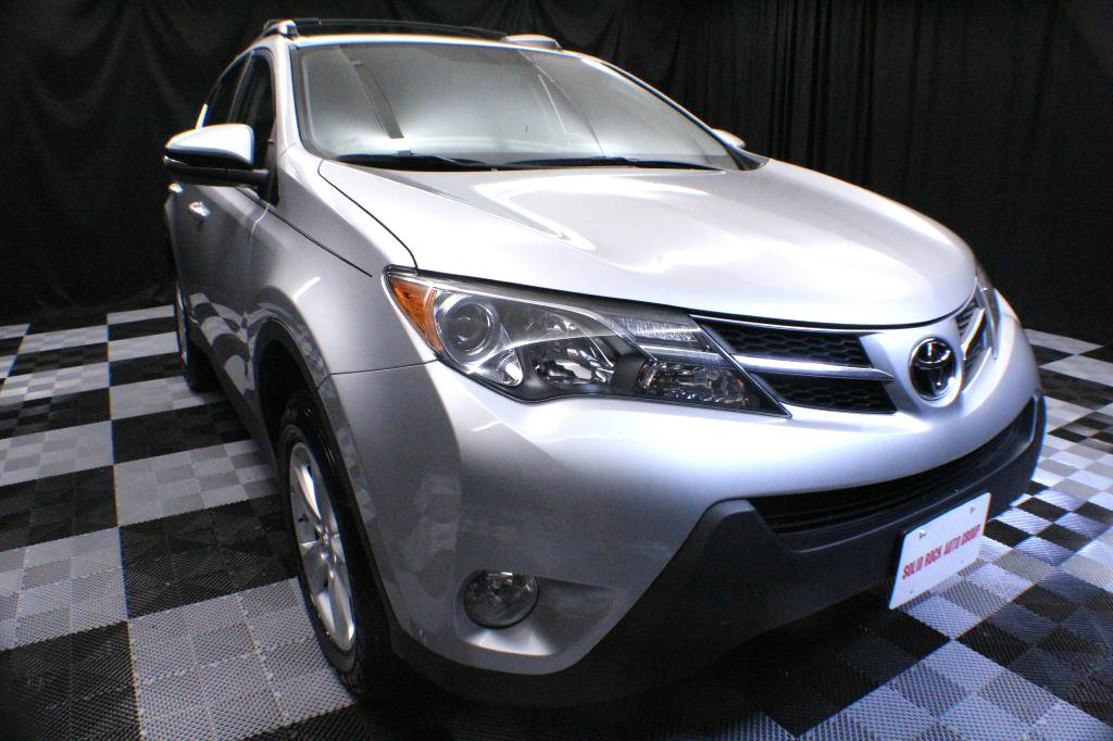 2013 TOYOTA RAV4 for sale at Solid Rock Auto Group