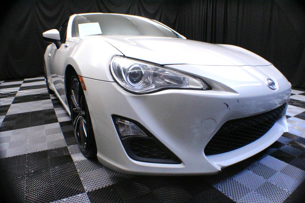 2015 SCION FR-S for sale at Solid Rock Auto Group