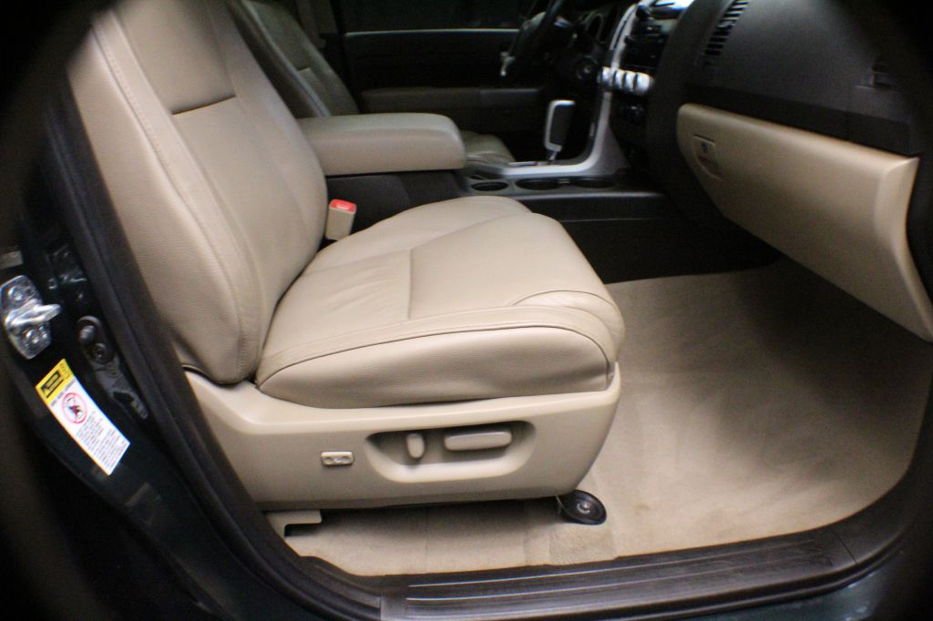 2008 TOYOTA TUNDRA CREWMAX LIMITED for sale at Solid Rock Auto Group