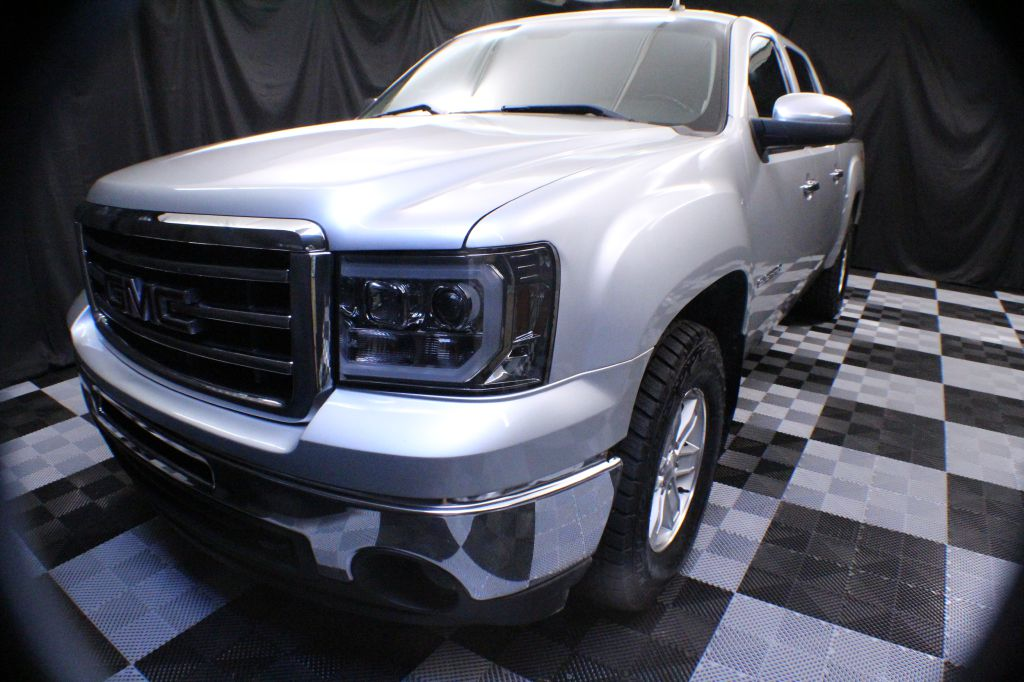 2013 GMC SIERRA 1500 SLE for sale at Solid Rock Auto Group