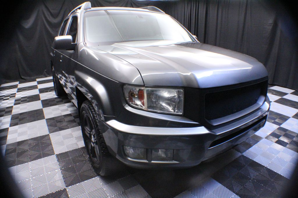 2009 HONDA RIDGELINE RTL for sale at Solid Rock Auto Group