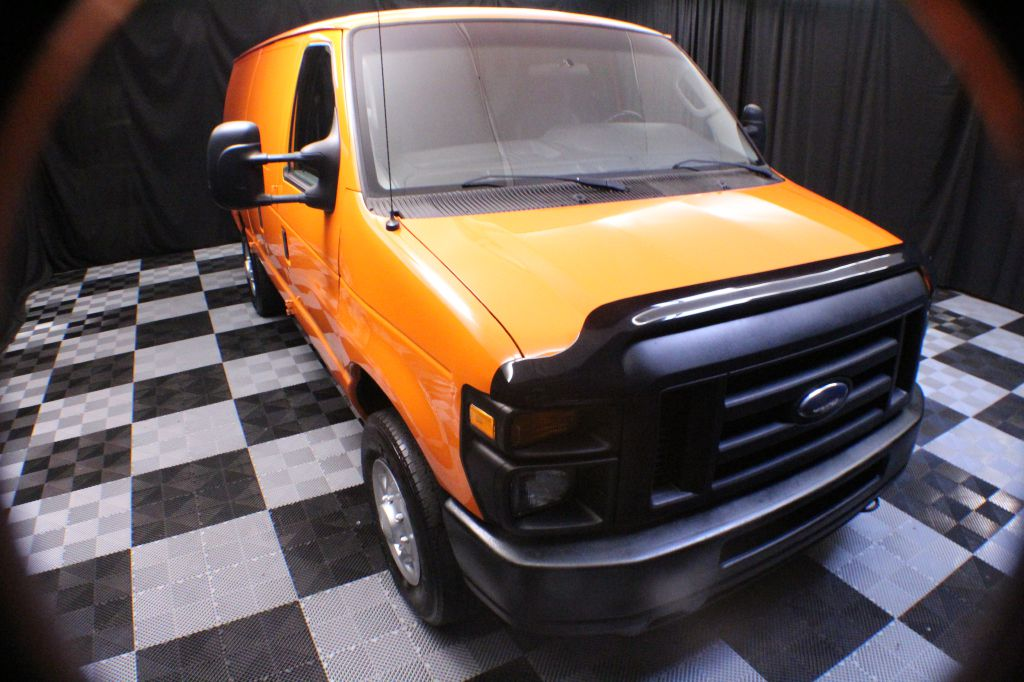 2012 FORD ECONOLINE for sale at Solid Rock Auto Group