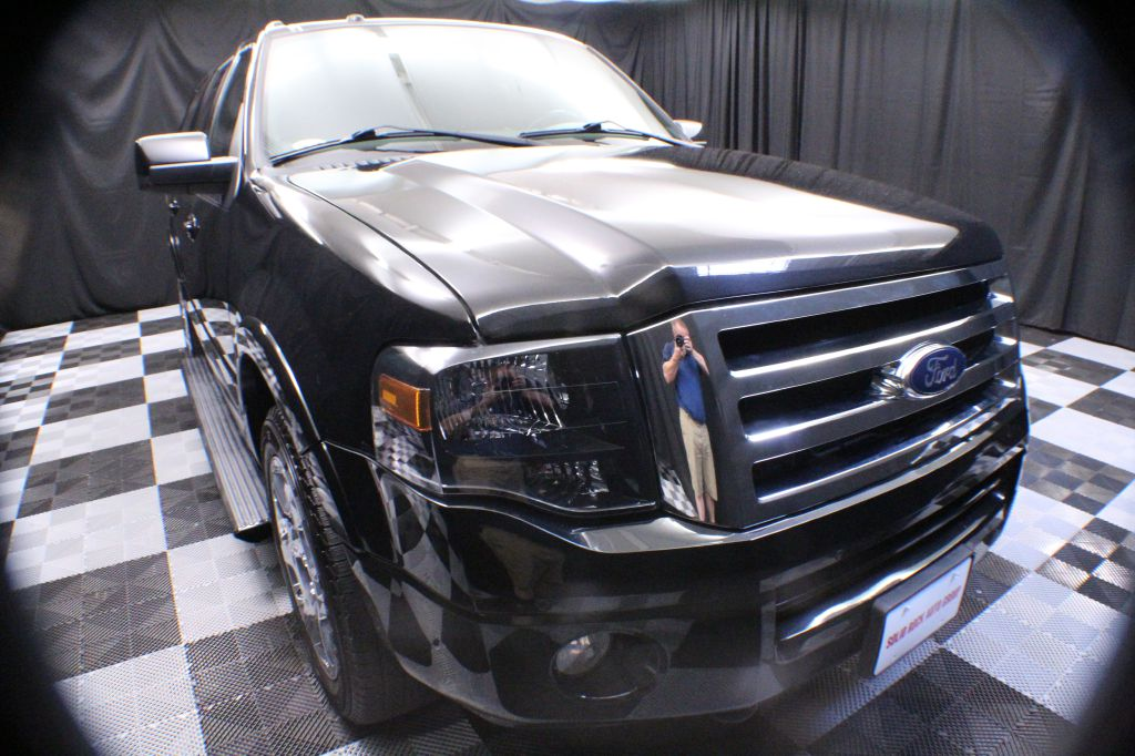 2013 FORD EXPEDITION for sale at Solid Rock Auto Group