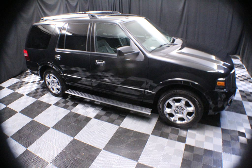 2013 FORD EXPEDITION LIMITED for sale at Solid Rock Auto Group