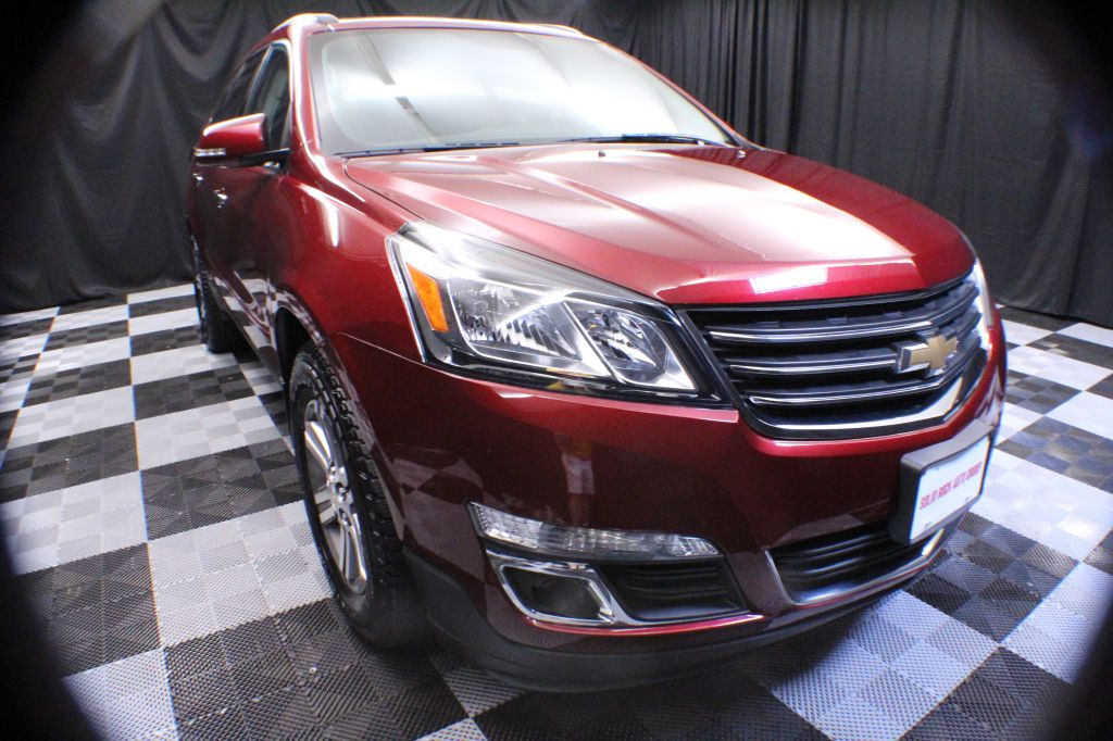 2016 CHEVROLET TRAVERSE LT for sale at Solid Rock Auto Group