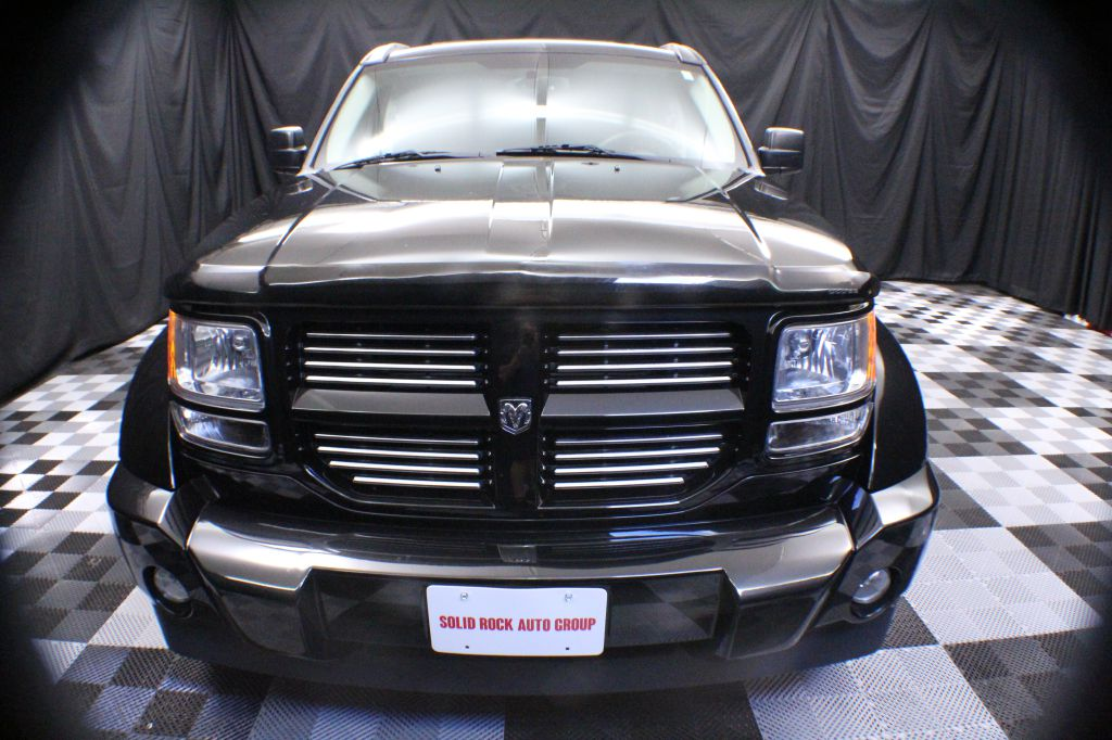 2011 DODGE NITRO HEAT for sale at Solid Rock Auto Group