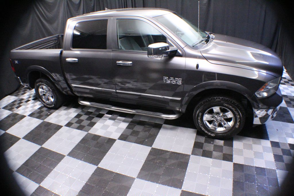 2014 RAM 1500 SLT for sale at Solid Rock Auto Group