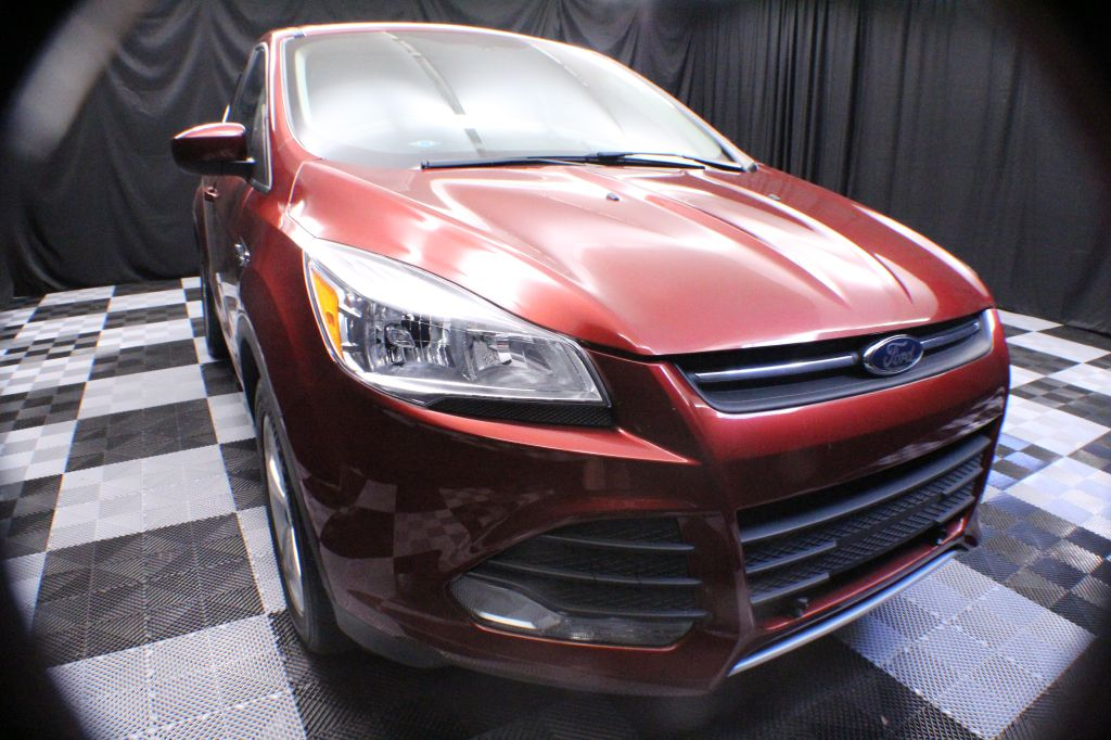 2014 FORD ESCAPE for sale at Solid Rock Auto Group