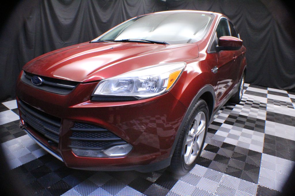 2014 FORD ESCAPE SE for sale at Solid Rock Auto Group