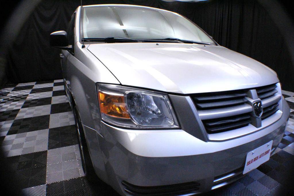 2008 DODGE GRAND CARAVAN SE for sale at Solid Rock Auto Group