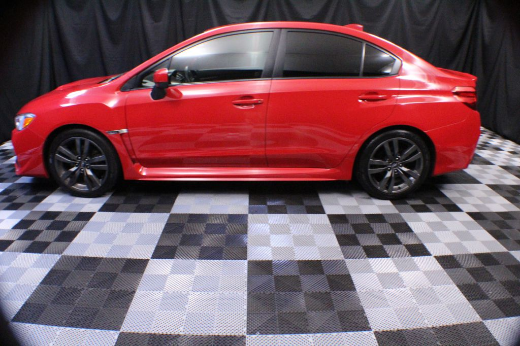 2016 SUBARU WRX PREMIUM for sale at Solid Rock Auto Group
