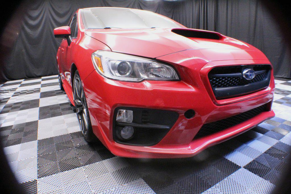 2016 SUBARU WRX for sale at Solid Rock Auto Group