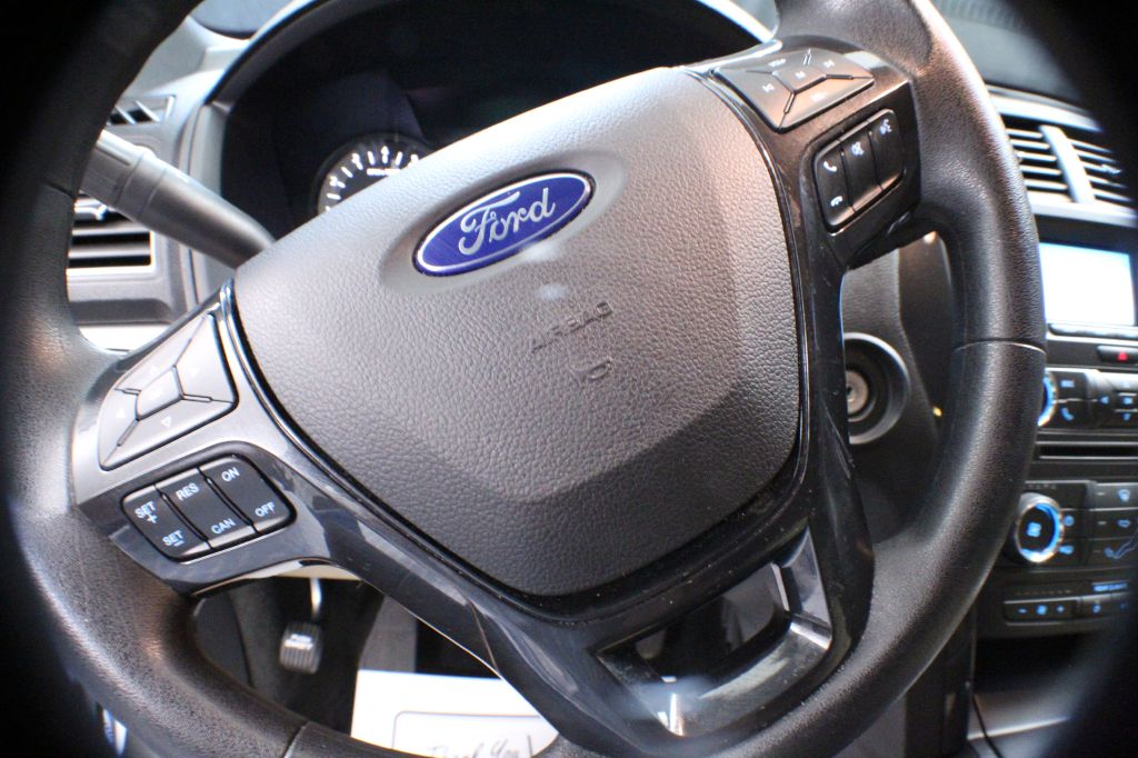 2017 FORD EXPLORER  for sale at Solid Rock Auto Group