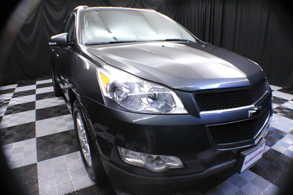 2012 CHEVROLET TRAVERSE for sale at Solid Rock Auto Group