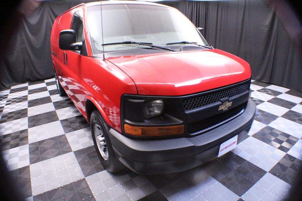 2014 CHEVROLET EXPRESS G3500 for sale at Solid Rock Auto Group