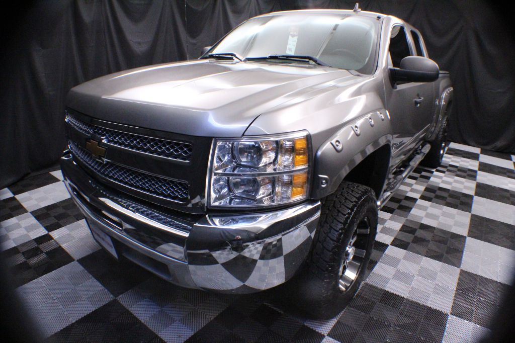 2013 CHEVROLET SILVERADO 1500 LT for sale at Solid Rock Auto Group
