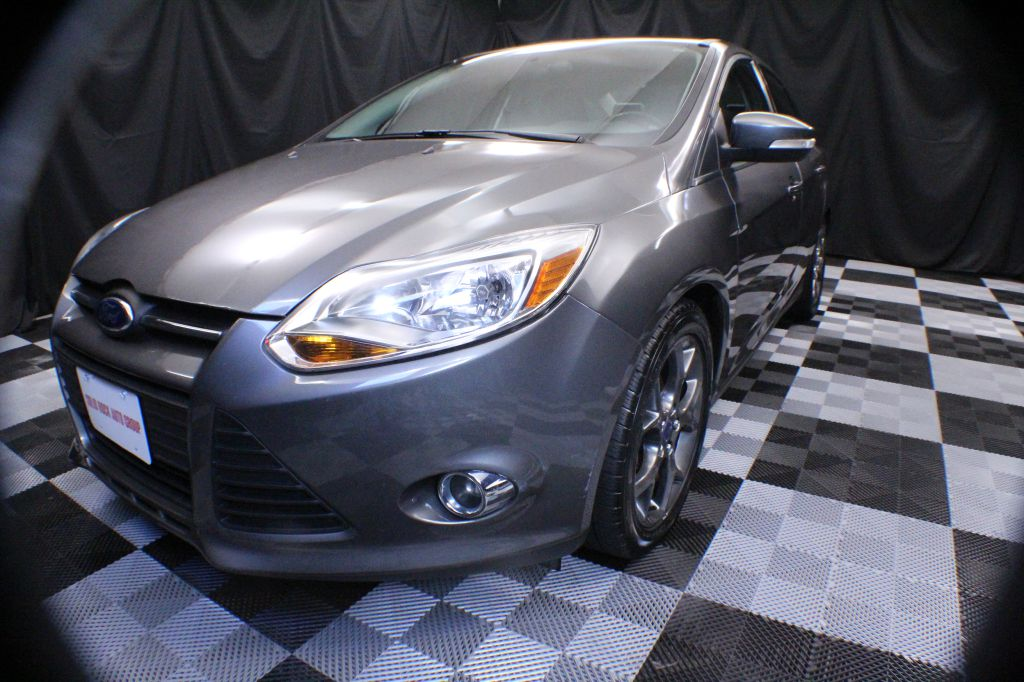 2014 FORD FOCUS  for sale at Solid Rock Auto Group