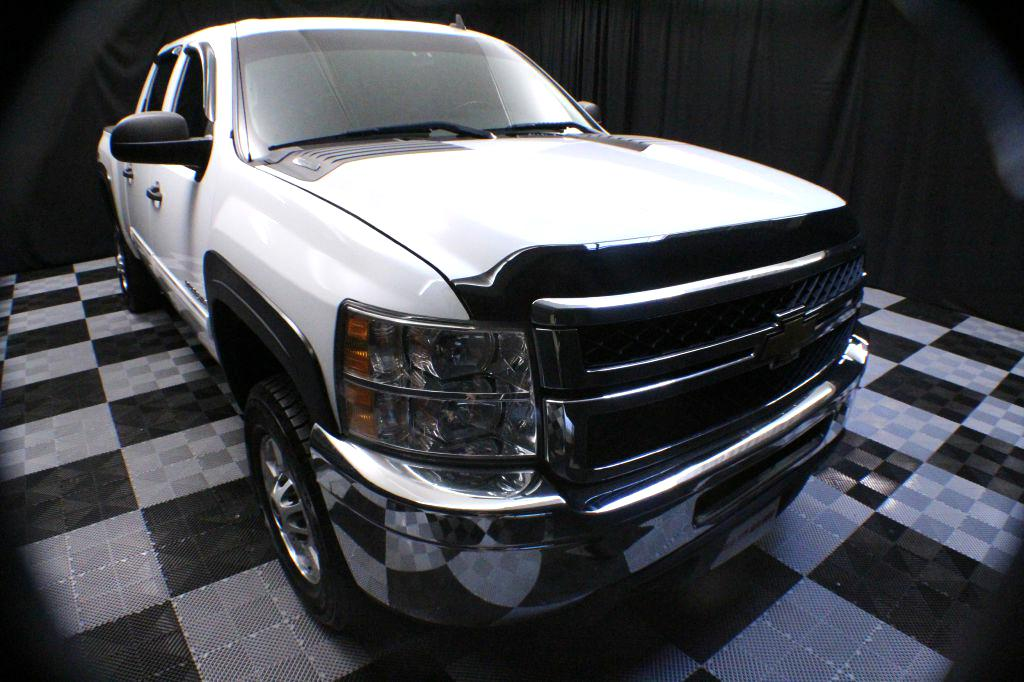 2014 CHEVROLET SILVERADO 2500 for sale at Solid Rock Auto Group