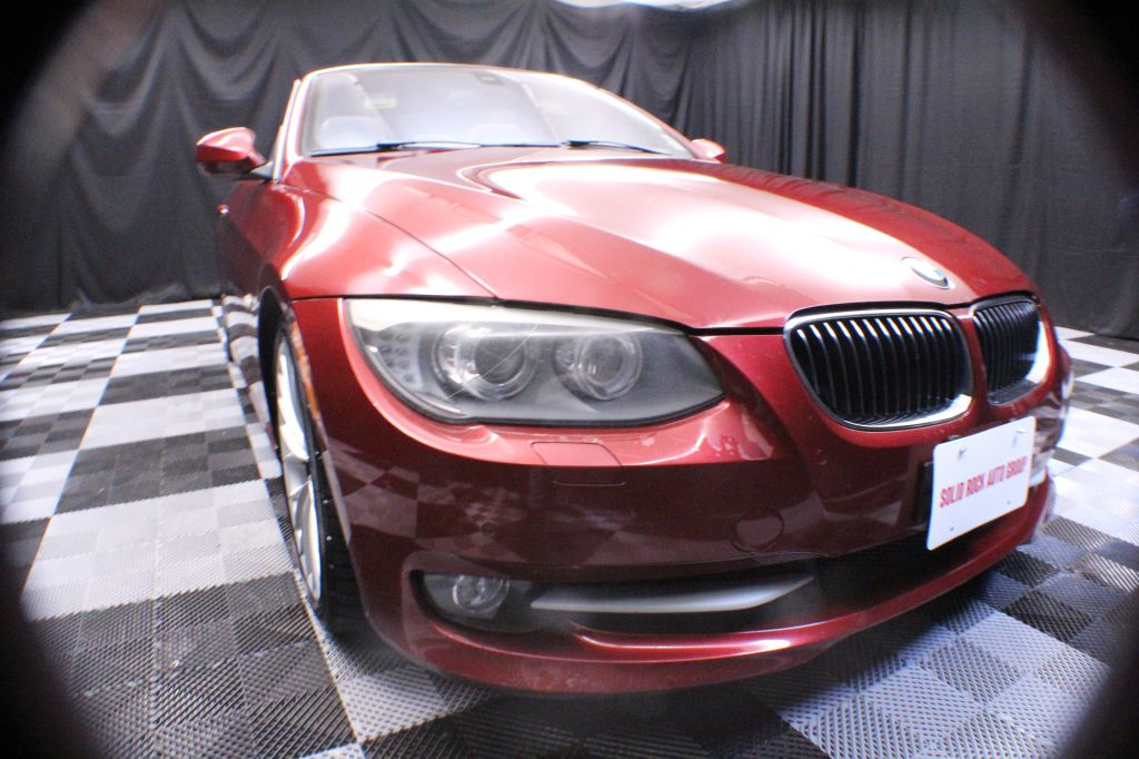 2011 BMW 335 for sale at Solid Rock Auto Group