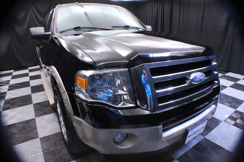 2007 FORD EXPEDITION for sale at Solid Rock Auto Group