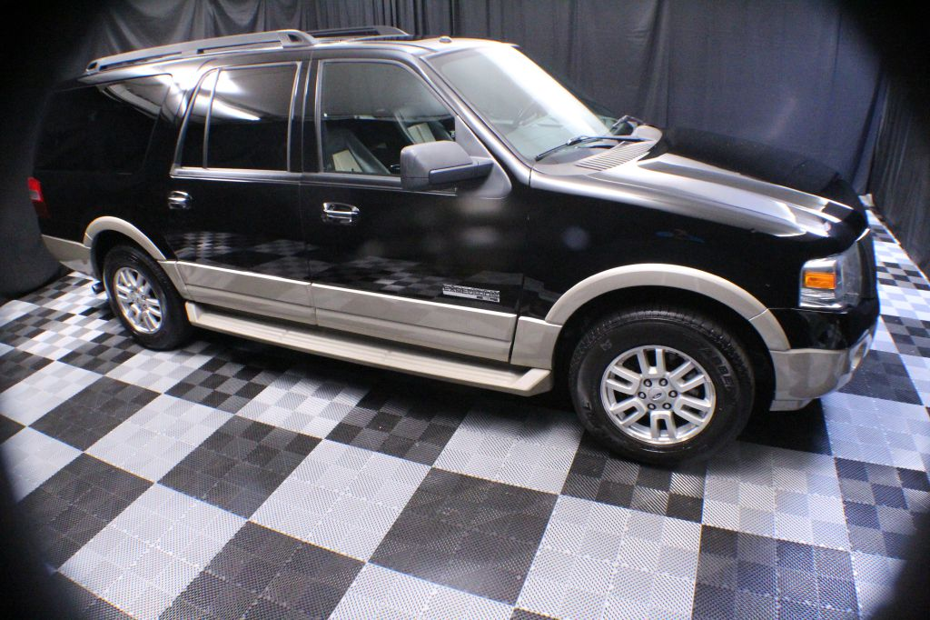 2007 FORD EXPEDITION EL EDDIE BAUER for sale at Solid Rock Auto Group