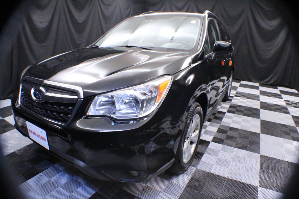 2014 SUBARU FORESTER 2.5I LIMITED for sale at Solid Rock Auto Group
