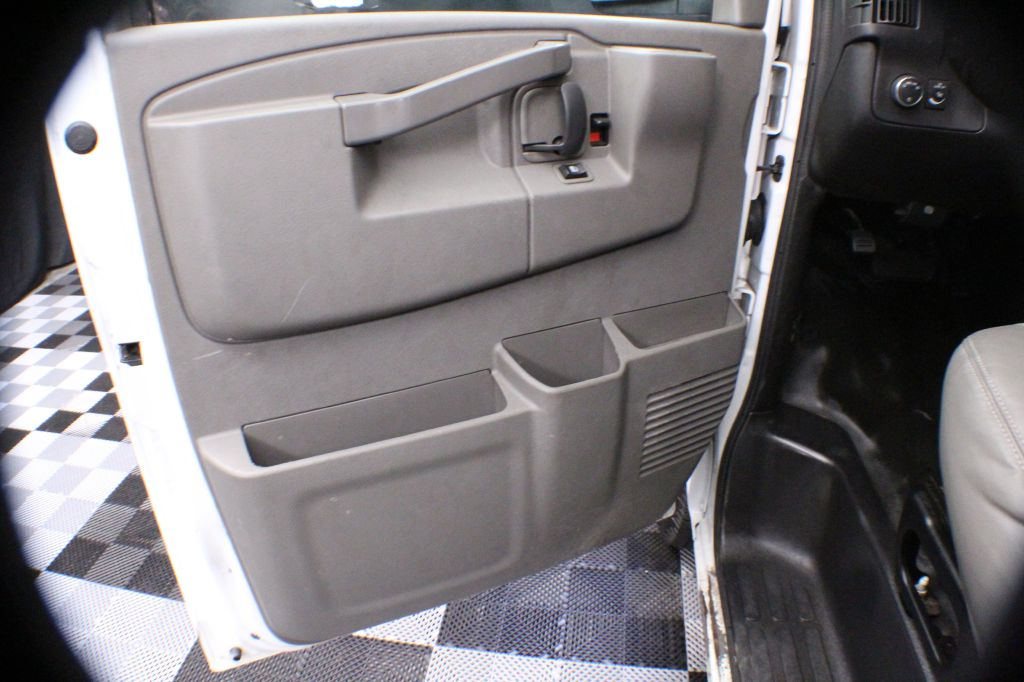 2017 CHEVROLET EXPRESS G2500  for sale at Solid Rock Auto Group