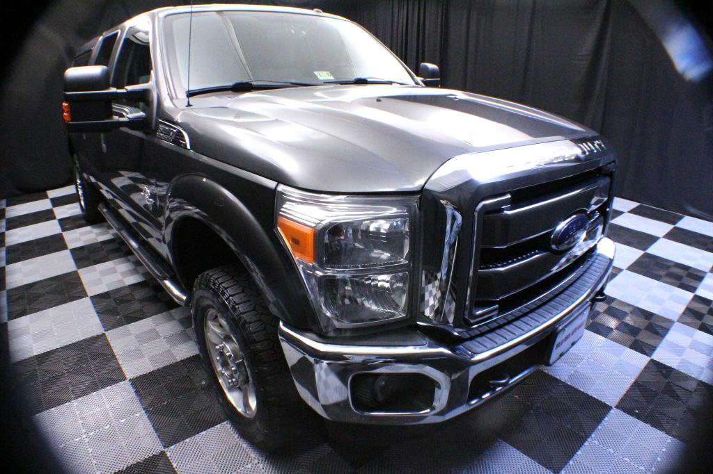 2015 FORD F250 for sale at Solid Rock Auto Group