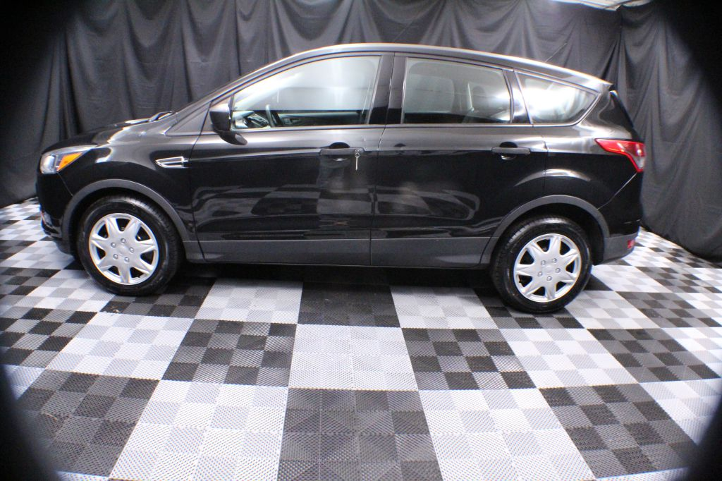 2014 FORD ESCAPE S for sale at Solid Rock Auto Group