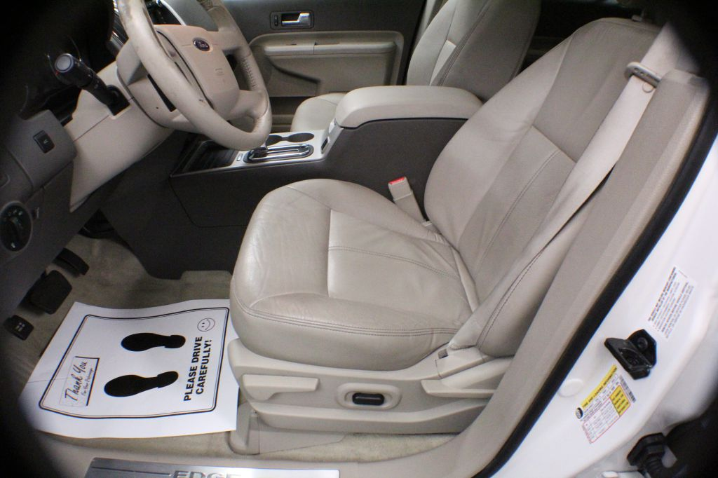 2010 FORD EDGE LIMITED for sale at Solid Rock Auto Group