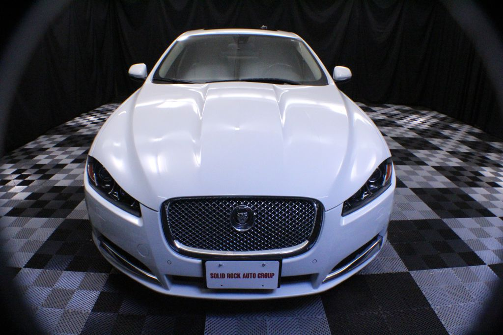 2012 JAGUAR XF PORTFOLIO for sale at Solid Rock Auto Group