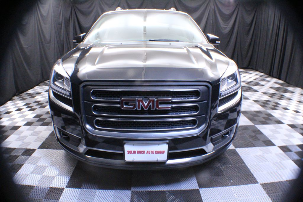 2013 GMC ACADIA SLT-1 for sale at Solid Rock Auto Group