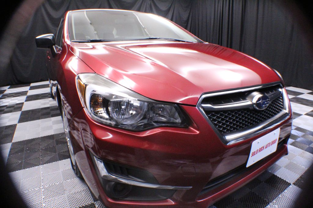 2015 SUBARU IMPREZA  for sale at Solid Rock Auto Group
