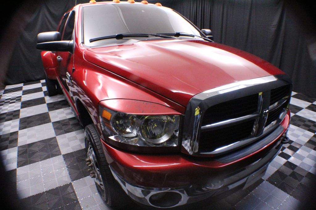2008 DODGE RAM 3500 for sale at Solid Rock Auto Group
