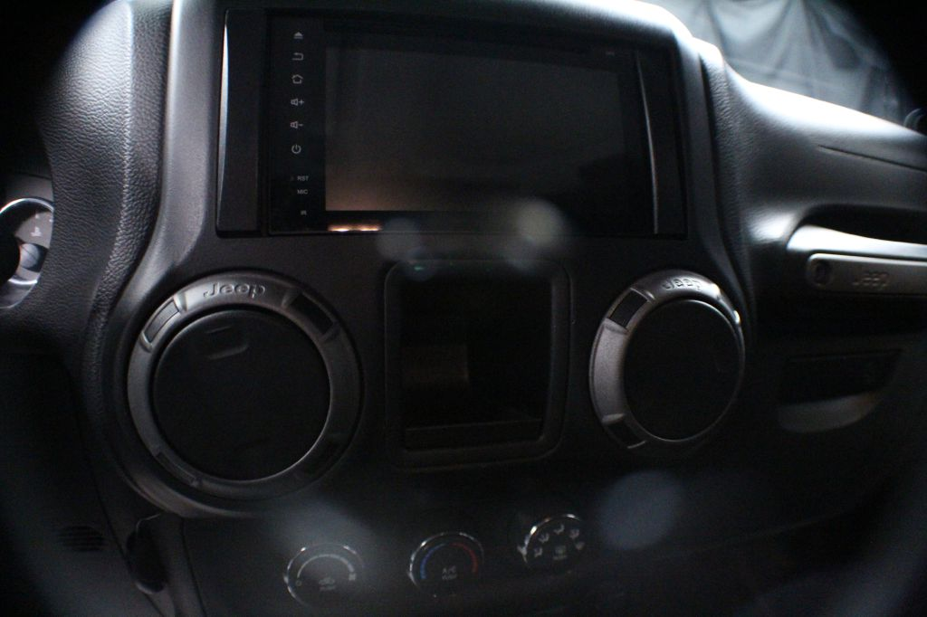 2013 JEEP WRANGLER SPORT for sale at Solid Rock Auto Group