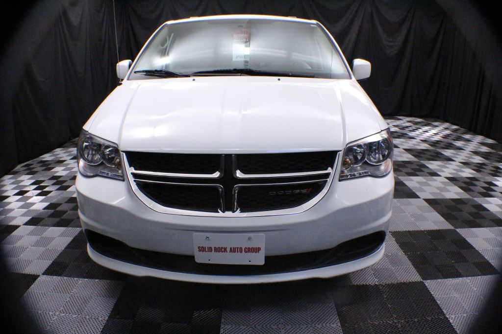 2016 DODGE GRAND CARAVAN SXT for sale at Solid Rock Auto Group