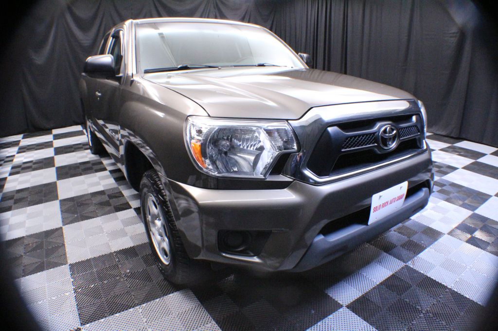 2015 TOYOTA TACOMA ACCESS CAB for sale at Solid Rock Auto Group