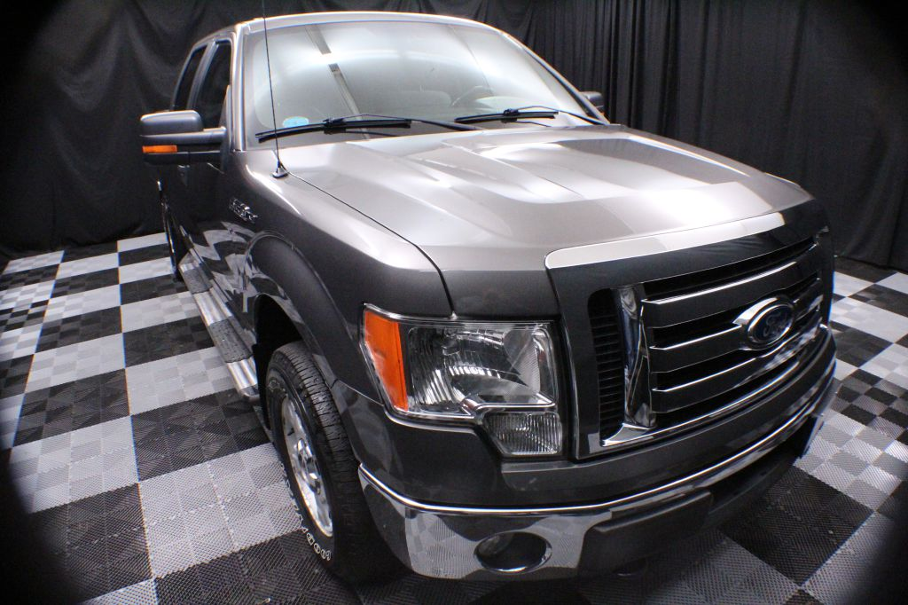 2012 FORD F150 SUPERCREW for sale at Solid Rock Auto Group