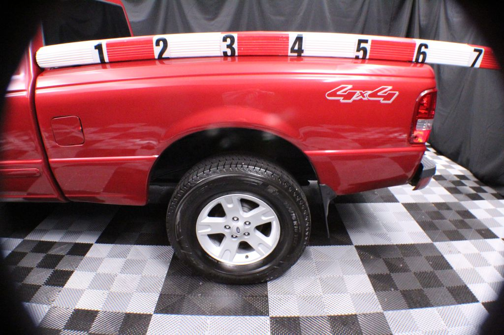 2006 FORD RANGER SUPER CAB for sale at Solid Rock Auto Group