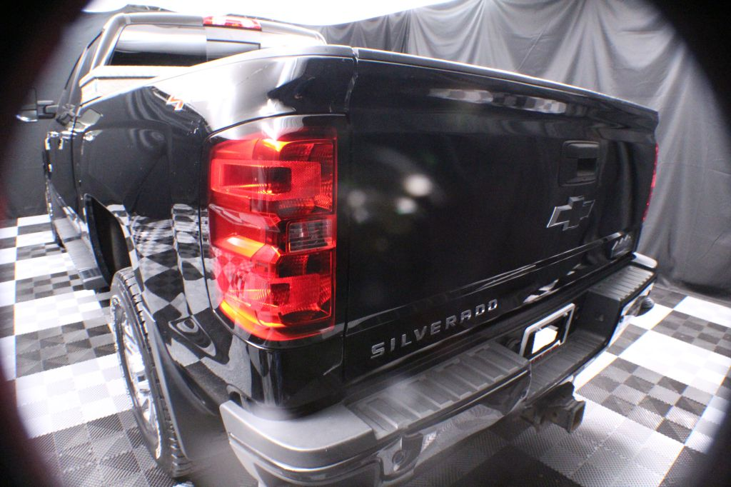 2016 CHEVROLET SILVERADO 3500 HIGH COUNTRY for sale at Solid Rock Auto Group