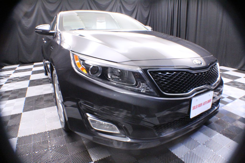 2015 KIA OPTIMA for sale at Solid Rock Auto Group